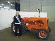 Hanging out at the London Farm Show 2010