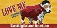 Bruce County Beef Billboard