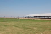 Farm soccer field