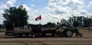 Antique Tractor Pull – Listowel Fair 2013