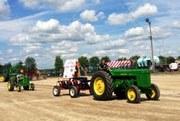 Antique Tractor Parade – Listowel Fair 2013
