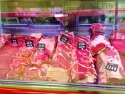 VG Meats Display