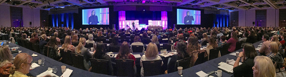 Full house at AWC WEST Calgary 2015