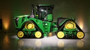 New John Deere 9RX 4 Track Tractor Introduced.