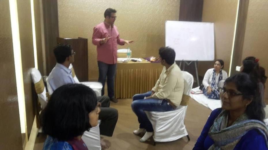 Aura Reading & Auric Healing - Workshop By Nishant Sharma (Thane Mumbai)