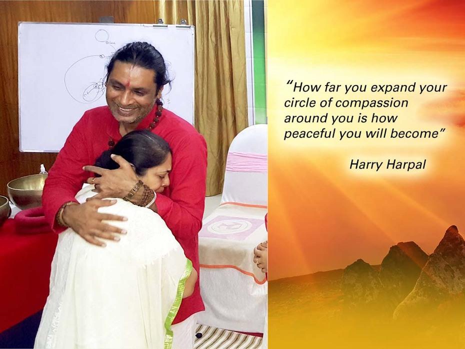 Forgiveness & Compassion - Harry & Navana New Age Spirituality