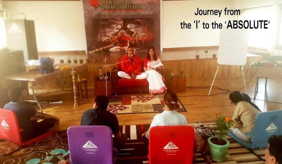 Harry and Navana New Age Spirituality