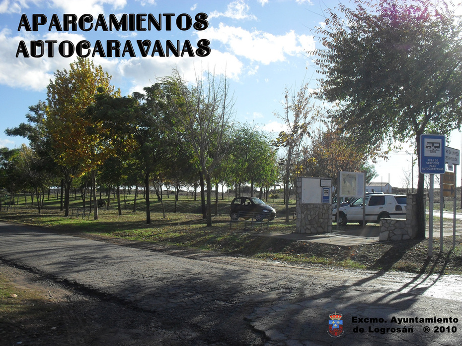 APARCAMIENTOS AUTOCARAVANAS