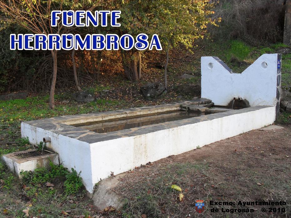 FUENTE HERRUMBROSA