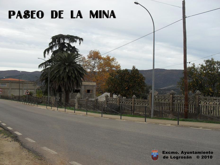 PASEO DE LA MINA