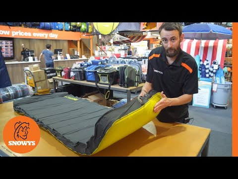 best double camping mattresses