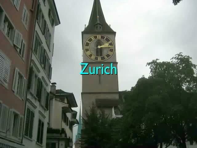 A Swiss Untour Part 4 of 10