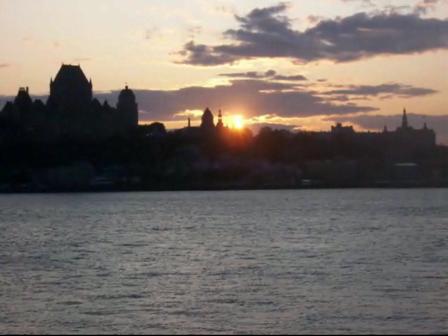 Québec - Our First Days
