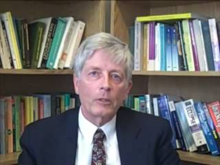 Gerald Nelson discusses agriculture and climate change