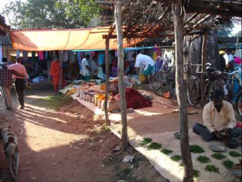 Weekly Village Markets of Chhattisgarh, India. Part-1