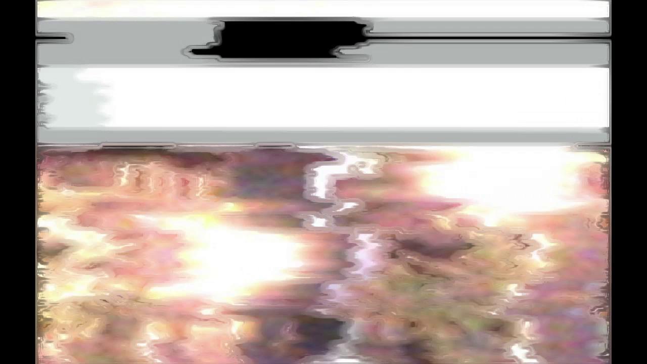 studio artist glitch screen test