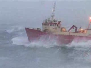 Rough Seas Iceland