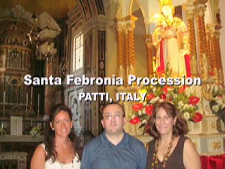 Santa Febronia Procession