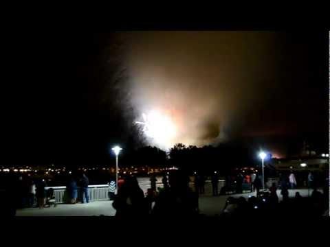 """2012 San Diego """"Big Bay Boom"""" Fireworks Bust"""
