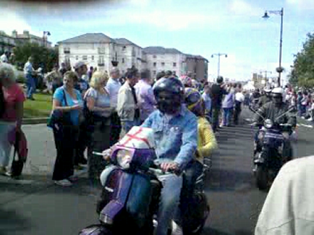 Isle of Wight Rideout 2008