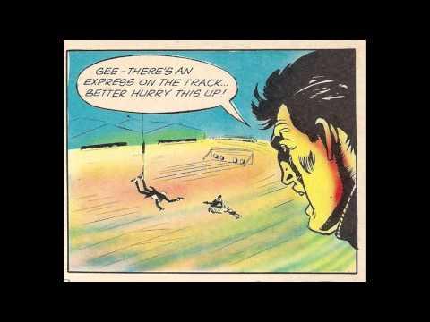 Man From U.N.C.L.E Comic Strip (Retroman68)
