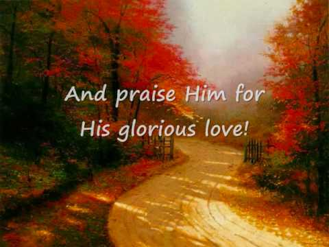 O Glorious Love of Christ My Lord Divine