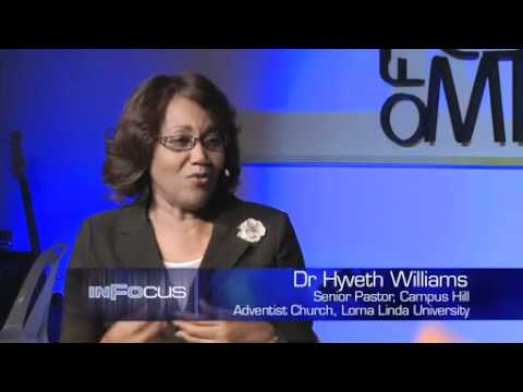 Hyveth Williams on Women in Ministry