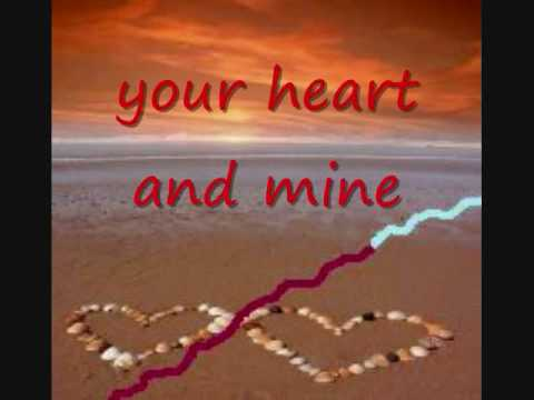 somewhere between your heart and mine- Johnny Rodriguez