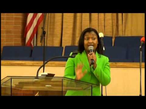 """""""Blessed and Don't Know It""""  Pastor Lola Moore"""