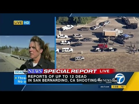 San Bernadino Shooting | ISIS Attack in the United States?