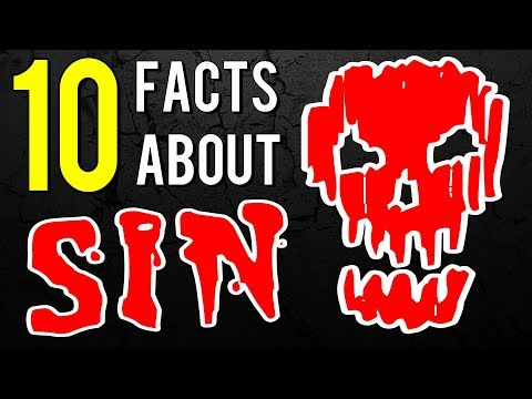 10 FACTS About SIN You Need to Know !!!