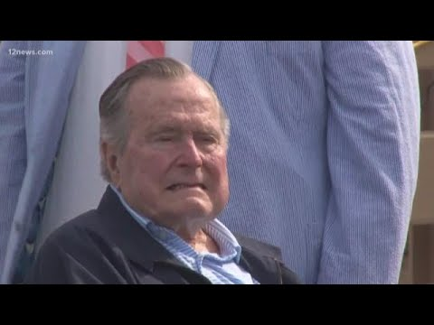 Former President George H. W. Bush has died at the age of 94