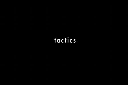 joy whalen : tactics