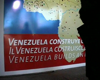 yliver  Out of the ghetto, Venice in Venezuela
