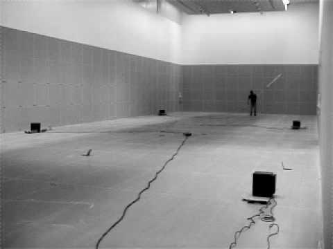 SOUND ART EXHIBIT- frequency test - Subtropics 20
