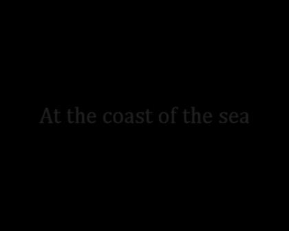 At the coast of the sea