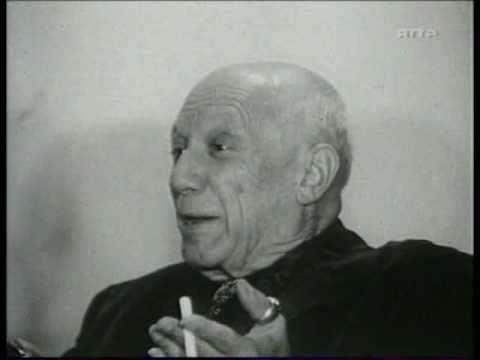 Pablo Picasso: interview