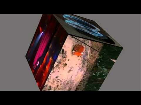 ASMR Cube - Sinking, Melting, Dissolving