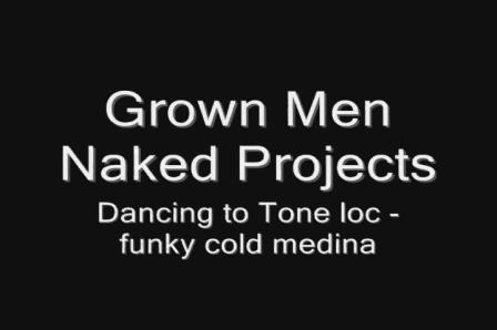 GMN Dances to Tone loc - funky cold medina