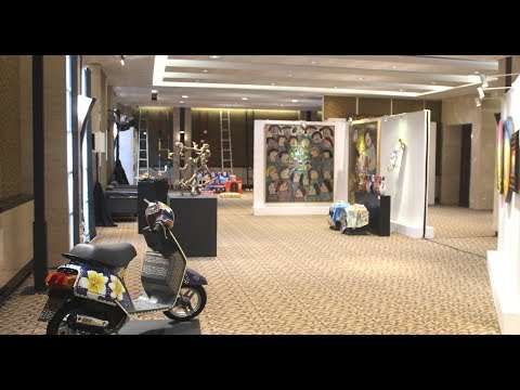 Energi Seni Art Exhibition Organized By Talenta Organizer