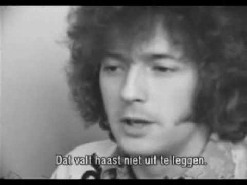 Eric Clapton interview 1967