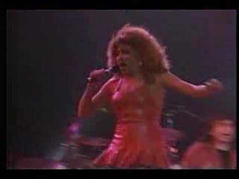 Mick Jagger + Tina Turner - It's Only Rock'n'Roll 1988 Japan