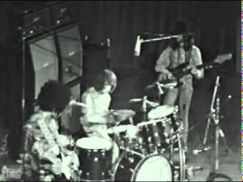 Jimi Hendrix - Stockholm 1969 (full concert)