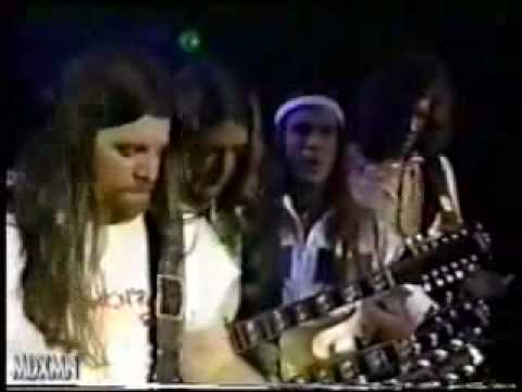 Molly Hatchet - Fall Of The Peacemakers Live