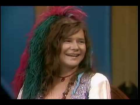 Janis Joplin Last Interview on The Dick Cavett Show