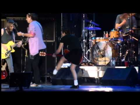 Rock Me Baby - The Rolling Stones & AC/DC [HD-Live 2003]