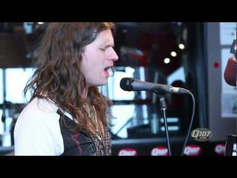 Rival Sons - It's a Man's World (Live on Q107)