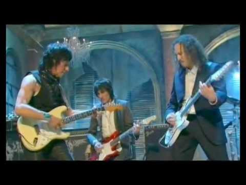 Jeff Beck & Jimmy Page-Beck's Bolero,Immigrant Song,Train Kept A Rollin'