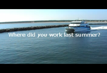 Block Island Summer Jobs