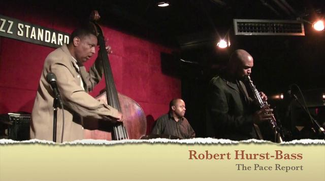 """The Pace Report: """"UnBobed and UnreHurst"""" The Robert Hurst Interview"""